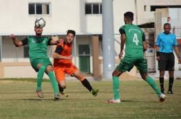 موعد جديد لانطلاق المباريات في دوري غزة