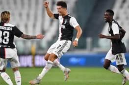 فيديو.. يوفنتوس بطلاً لإيطاليا للمرة التاسعة على التوالي
