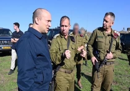 بينيت لا يؤمن بالتهدئة الطويلة مع غزة ..