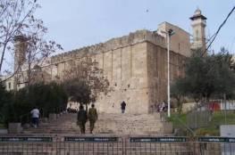 الاحتلال يواصل إغلاق الحرم الإبراهيمي بحجة انتشار فيروس كورونا