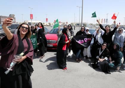 شاهد.. ضجة بعد تداول فيديو راقصات في ساحة عامة بالسعودية