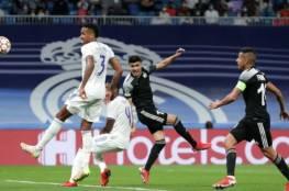 ريال مدريد يسقط في فخ شيريف بخسارة قاتلة بدوري الأبطال (فيديو)
