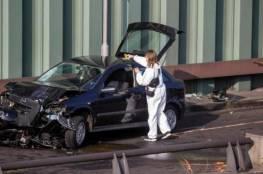 5 حوادث سيارة لامرأة خلال 30 دقيقة