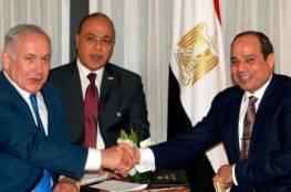 نتنياهو يريد زيارة مصر قبل الانتخابات..لكن السيسي وضع شرطا