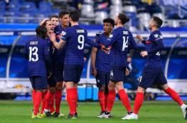 فرنسا تفوز بسهولة على كازاخستان بتصفيات أوروبا المؤهلة لكأس العالم