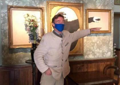 سفير الاتحاد الأوروبي في فلسطين يزور الفندق المحافظ بالجدار ويطلع على رسالته الفنية والإنسانية