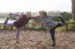 كيف يمكن للنساء بلوغ سن الـ 90؟