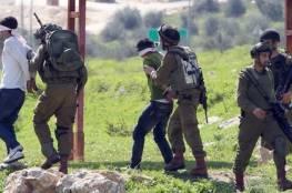 الاحتلال يحتجز ثلاثة رعاة جنوب الخليل