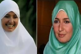 شاهد الظهور الأول لابنة الفنانة المعتزلة حلا شيحا.. وجمالها ساحر!