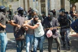 قوة خاصة إسرائيلية تعتقل 3 شبان في شمال رام الله