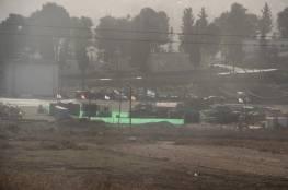 """هيئة الأسرى: مياه الأمطار تغرق الغرف الاعتقالية في مركز توقيف """"حوارة"""""""