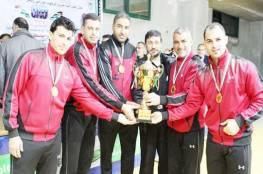 المجمع الإسلامي في ضيافة اليرموك في افتتاح دوري كرة الطاولة