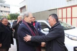 """""""حماس"""" تعقب على زيارة عضوي اللجنة المركزية لـ""""فتح"""" لقطاع غزة.."""