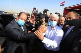 """صحيفة تكشف كواليس اجتماع الساعات الخمس بين وفد """"حماس"""" والمخابرات المصرية"""