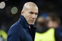 ريال مدريد يرّشح مدربان تحضيراً لإقالة زيدان