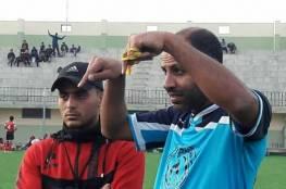 استقالة تامر أبو ظاهر من تدريب خدمات المغازي