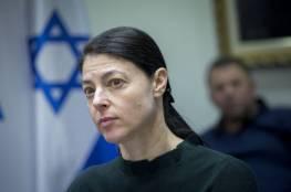 """رئيسة حزب """"العمل"""" تعلن انسحاب حزبها من الحكومة الإسرائيلية"""