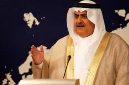وزير خارجية البحرين: ورشة المنامة مهمة للغاية وإسرائيل موجودة ونريد السلام معها!