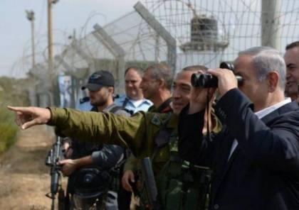 نتنياهو يوعز للجيش بالاستعداد لكل سيناريو محتمل بشأن تطورات القطاع