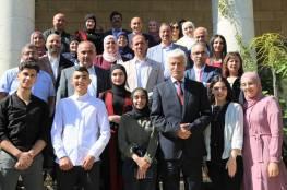 """""""التربية"""" تكرّم الطلبة المشاركين في المعرض الدولي للعلوم والهندسة"""