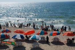 جودة البيئة: تحسن جودة مياه شواطئ غزة