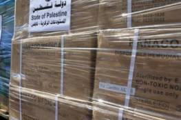 """ناصر الدين: شحنة أدوية بأربعة ملايين شيكل وسيارتا إسعاف ستُسلم لـ """"الصحة"""""""