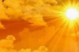 الطقس: موجة صيفية حارة في وقت مبكر جداً تؤثر قريباً على فلسطين