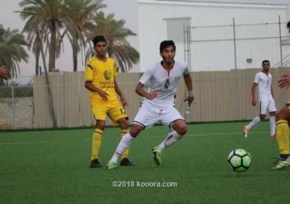 اتحاد القدم يرفع العقوبة عن لاعب غزة الرياضي