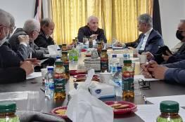تفاصيل اجتماع فصائل منظمة التحرير بشأن اجراء الانتخابات في القدس..