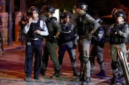 """شرطة إسرائيل: الفلسطيني متهم بـ""""عدم وجود تهمة ضده"""".. ولو بإعاقة حركية"""