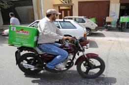 """النقل والمواصلات بغزة: أوجدنا نظام جديد لمكاتب """"الديليفري"""" والدارجات النارية الخاصة بها"""