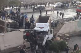 """شاهد: حادث """"مروع"""" في مصر.. مصرع 18 شخصا بحادث تصادم بين عدد من السيارات"""
