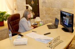 معايعة تشارك باجتماع مجلس وزراء السياحة العرب
