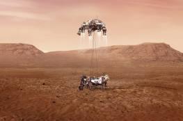 بالفيديو: ناسا تنشر أول مقطع صوتي من المريخ
