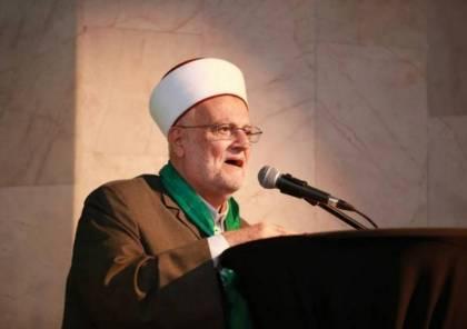 الشيخ صبري: القدس تحتاج للدعم الحقيقي والاحتلال يحاربنا بالحرب الديموغرافية السكانية