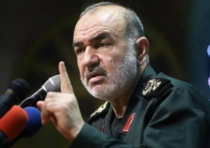 """الحرس الثوري الإيراني يؤكد استعداده لمساعدة واشنطن في مواجهة """"كورونا"""""""