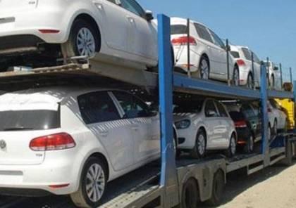 مصر تسمح بادخال سيارات قديمة وحديثة لغزة والسلطة غاضبة وتعتبرها مقدمة للانفصال