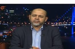 أبو مرزوق يتحث عن صفقة تبادل الأسرى والمقاومة الشعبية