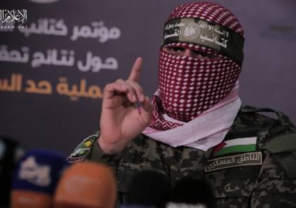القسام : نمتلك كنزا استخباراتيا من عملية التسلل الفاشلة ومليون $ لاي عميل يستدرج قوة اسرائيلية