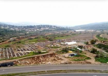 بالصور : اكتشاف موقع أثري عمره 9000 عام قرب القدس