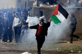 نابلس: إصابات بالرصاص والاختناق بمواجهات مع الاحتلال في بيتا وبيت دجن