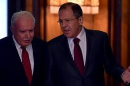 لافروف: لدى روسيا مقترحات لاستئناف المفاوضات حول التسوية في الشرق الأوسط