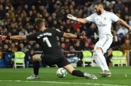 ريال مدريد يمنح بنزيما عقداً طويل الأمد