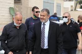 """عضو في قائمة منصور عباس يرفض وصف حماس بـ """"الإرهابية"""""""