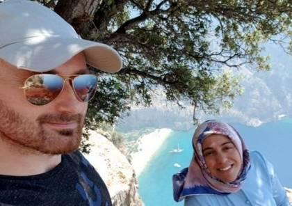 اللحظات الأخيرة للمرأة التي ألقاها زوجها من ارتفاع 1000 قدم ... فيديو