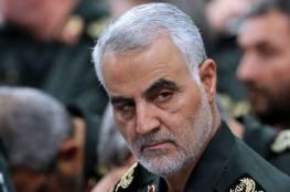 """شاهد: إيران تنشر أول صورة رسمية لـ""""الجاسوس"""" المتسبب في مقتل قاسم سليماني"""
