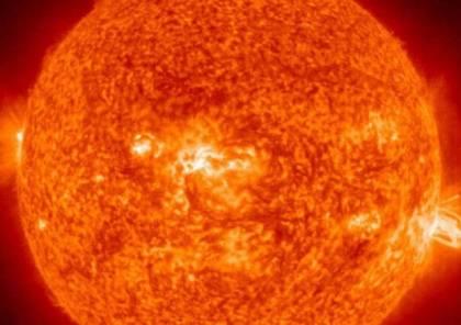 نجاة الأرض من انفجار مغناطيسي هائل على سطح الشمس
