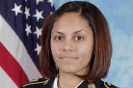 صادم.. مجندة أمريكية توثق موتها وزملاءها بانفجار (شاهد)