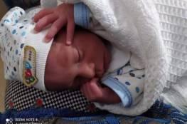 دمشق: لاجئ فلسطيني يطلق اسم محمد الضيف  على مولوده