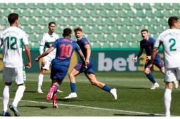 فيديو.. أتلتيكو يحقق فوزا ثمينا في الليغا قبل مواجهة برشلونة